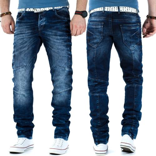 Cipo & Baxx Herren Jeans CD286 W40/L32