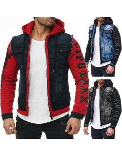 Cipo & Baxx Herren Jeans Jacke