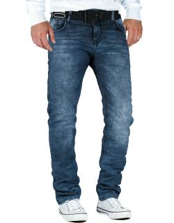 Cipo & Baxx Herren Jeans CD374 indigo