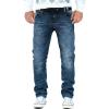Cipo & Baxx Herren Jeans CD374 indigo W34/L34