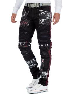 Cipo & Baxx Herren Jeans CD571