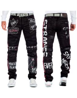 Cipo & Baxx Herren Jeans CD571 W32/L32