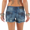 Cipo & Baxx Damen Shorts WK-130