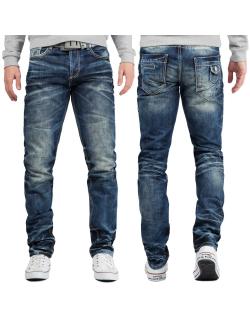 Cipo & Baxx Herren Jeans CD328 W34/L32