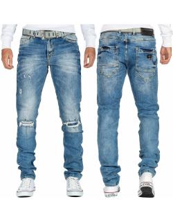 Cipo & Baxx Herren Jeans CD428 W33/L32