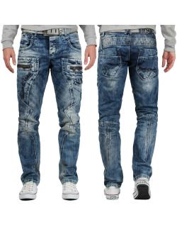 Cipo & Baxx Herren Jeans C1178 W33/L32