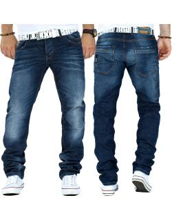 Cipo & Baxx Herren Jeans CD186A W33/L34