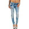 Cipo & Baxx Damen Jeans WD216