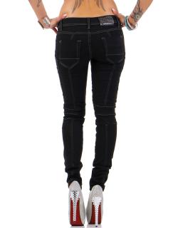 Cipo & Baxx Damen Jeans WD255A