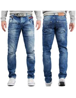 Cipo & Baxx Herren Jeans CD394 W38/L32