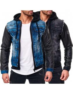 Cipo & Baxx Herren Jeans Jacke C-1290