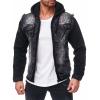 Cipo & Baxx Herren Jeans Jacke CJ185