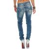 Cipo & Baxx Damen Jeans WD322 W29/L32