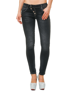 Cipo & Baxx Damen Jeans WD263