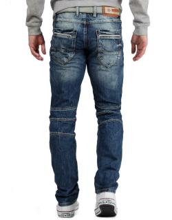 Cipo & Baxx Herren Jeans CD391