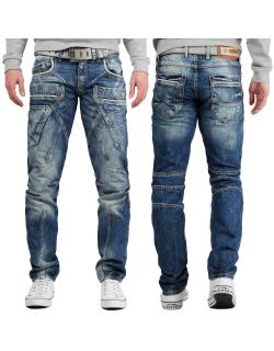 Cipo & Baxx Herren Jeans CD391 W32/L34