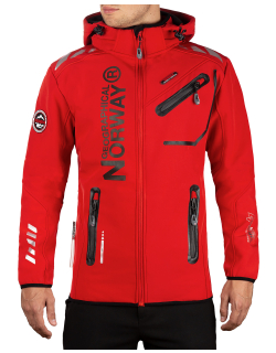 Geographical Norway Herren Jacke Royaute Men ASSORT RED L
