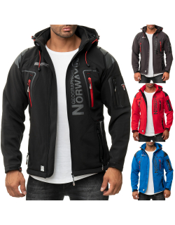 Geographical Norway Herren Jacke Techno Men 007/RPT