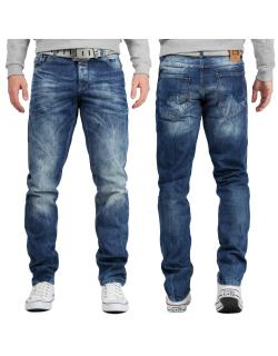 Cipo & Baxx Herren Jeans CD319Y W34/L32