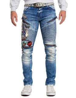 Cipo & Baxx Herren Jeans CD490