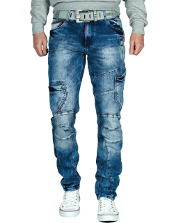 Cipo & Baxx Herren Jeans CD478