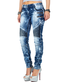 Cipo & Baxx Damen Jeans WD361