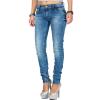 Cipo & Baxx Damen Jeans WD344