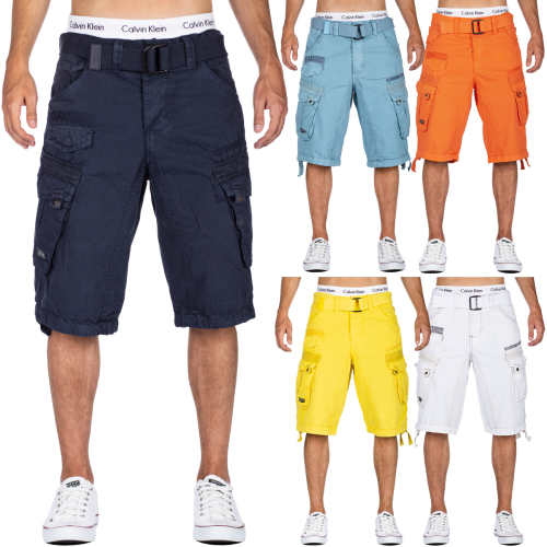 Geographical Norway Herren Shorts Panoramique Color