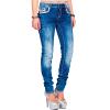 Cipo & Baxx Damen Jeans WD343