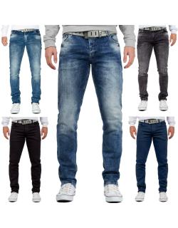 Cipo & Baxx Herren Jeans CD533