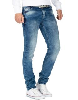 Cipo & Baxx Herren Jeans CD533 Blau W31/L32