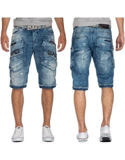 Cipo & Baxx Herren Shorts CK169 W34