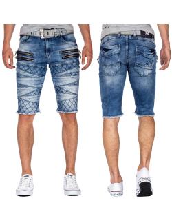 Cipo & Baxx Herren Shorts CK194 W34