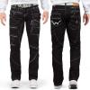 Kosmo Lupo Herren Jeans KM001