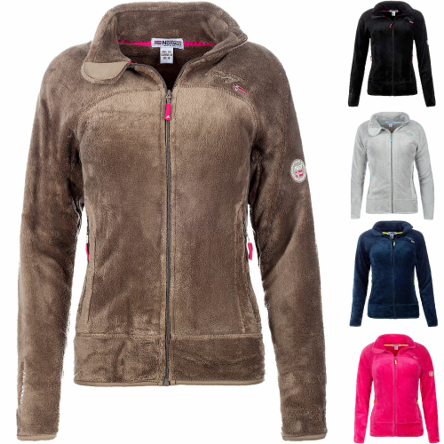Geographical Norway Damen Fleecejacke Upaline