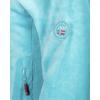 Geographical Norway Damen Fleecejacke Upaline Turquoise XL