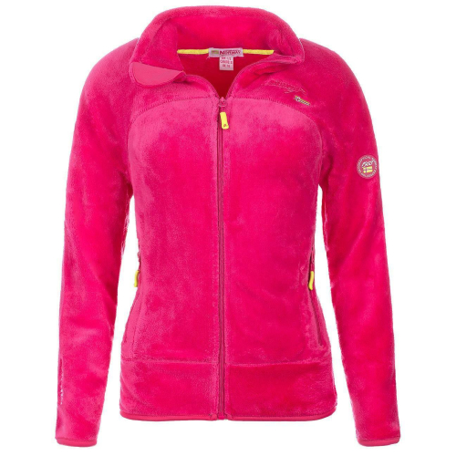 Geographical Norway Damen Fleecejacke Upaline Malabar L