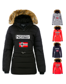 Geographical Norway Damen Windbreaker Jacke Belinda