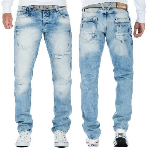 Cipo & Baxx Herren Jeans CDD104BANS
