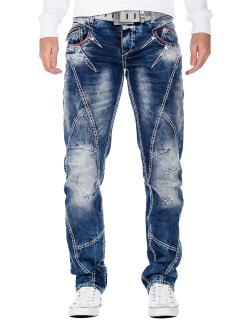 Cipo & Baxx Herren Jeans CD563