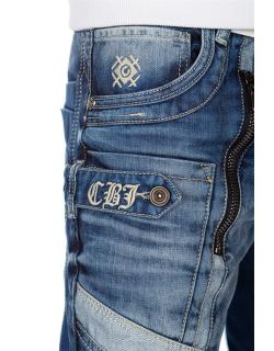 Cipo & Baxx Herren Jeans CD576