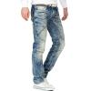 Cipo & Baxx Herren Jeans CD535 Blau W34/L32