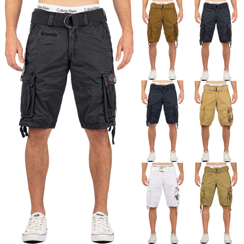 Geographical Norway Herren Shorts Pasteque