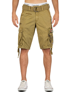 Geographical Norway Herren Shorts Pasteque Mastic XXL