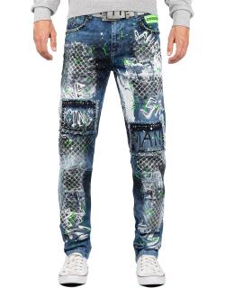 Cipo & Baxx Herren Jeans CD591
