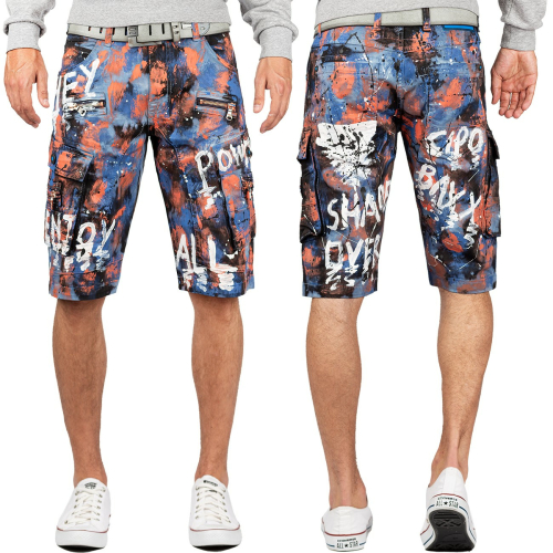 Cipo & Baxx Herren Shorts CK204
