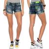 Cipo & Baxx Damen Shorts WK157