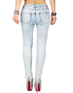 Cipo & Baxx Damen Jeans WD408