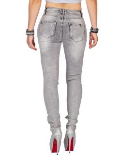 Cipo & Baxx Damen Jeans WD407