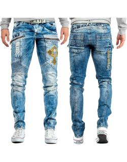 Cipo & Baxx Herren Jeans CD293 W34/L32